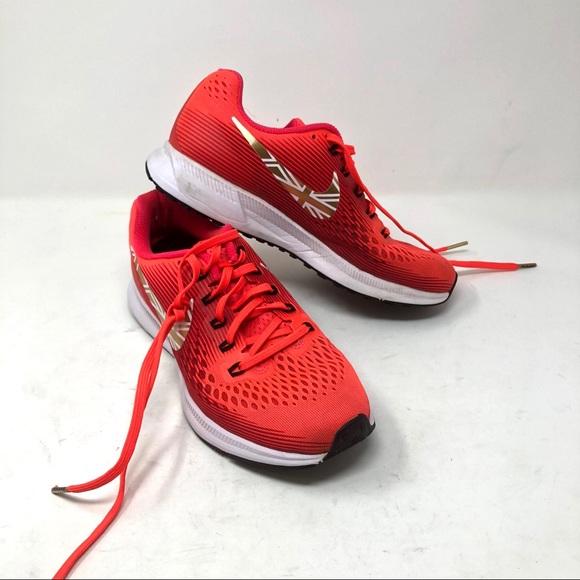 62c417013de Nike Mo Farah air zoom running sneakers. M 5bc7f7c88ad2f910a6aea78d